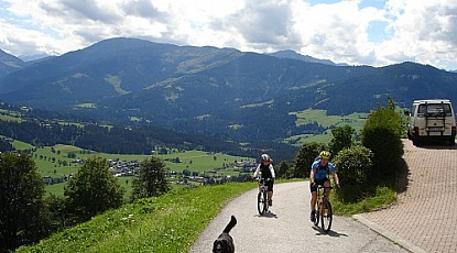 Great tours around Westendorf